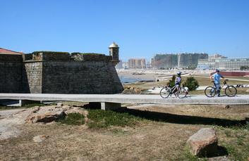 Matosinhos: Erste Stadt auf dem Camino hinter Porto