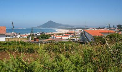 Der Camino bleibt auch bei Vila Praia de Ancora stets in Küstennähe
