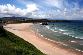 Strand bei Tapia de Casariego