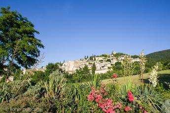 Das schöne Bergdorf Mirmande stellt den Auftakt zu Ihrer Wanderreise