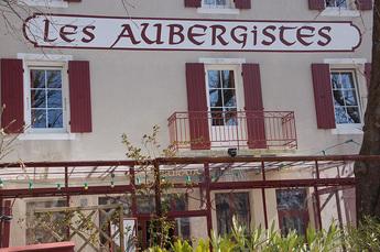 Traditionell, klein und fein: Unser Hotel in Marsanne