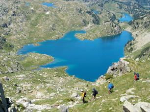 Immer noch am PC? Kommen Sie lieber hierher und überzeugen Sie sich selbst von der Schönheit des Pyrenäen Nationalparks!