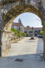 …zum Kloster von Armenteira