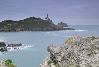 …oder wegen dem Leuchtturm von Cabo de Vilan
