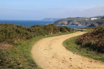 Während der Camino (unverzeihlich) zwei Kilometer abseits der Küste verläuft, bekommen Sie als PURA-Kunde das hier zu sehen!