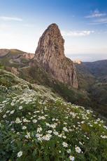 Einen der schönsten Berge La Gomeras, den Roque Agando, passieren Sie auch noch auf der 2. Wanderung