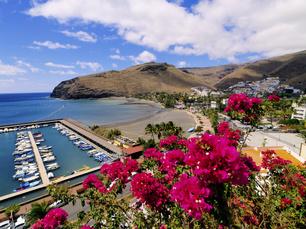 Der Hafen der gemütlichen Inselhauptstadt San Sebastián de la Gomera