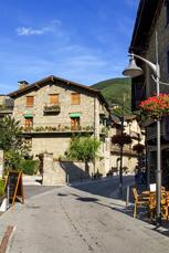 Ordino gilt als das schönste Dorf Andorras. Das schauen wir uns am 3. Tag an…