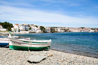 So lauschig präsentiert sich Ihre zweite Station Cadaqués