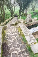 Pilger-Idyll auf dem Jakobsweg von Ferreira nach Melide
