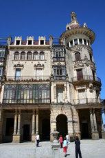 Block 5: Altstadt von Ribadeo