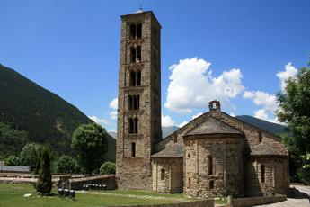 4. Tag: Im Westlichen Aigüestortes Nationalpark befinden sich die vier UNESCO-Weltkulturerbe-Kirchen des Boi-Tales