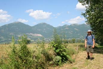 Pilgern im Rieti-Tal ist Natur- und Kulturgenuss pur