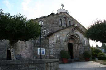 Kirche in Palas de Rei