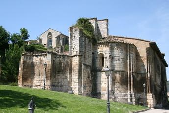 Das Kloster von Estella