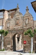 Torbogen in Los Arcos