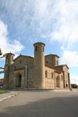 Kirche San Martin in Fromista
