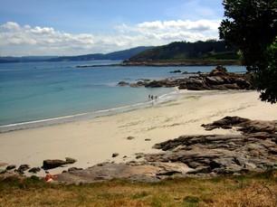 …oder wegen dem Strand bei Muxia