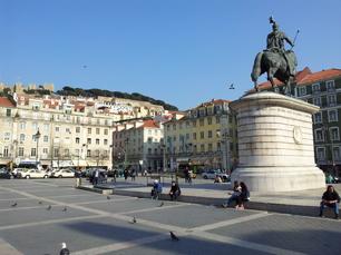 Lissabon: Praca da Figueira