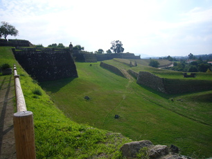 Historische Stadtmauer von Valenca