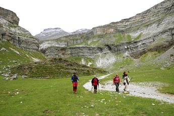 Das legendäre Ordesa-Tal im Nationalpark Ordesa y Monte Perdido