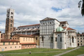 Dom San Martino in Lucca