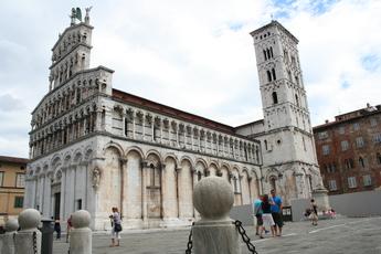 Kirche di San Michele in Foro in Lucca