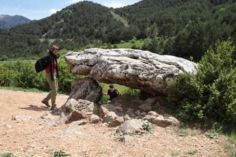 Dolmen in der Nähe von Tella