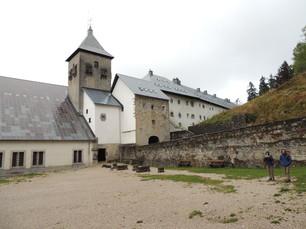 Das Kloster von Roncesvalles