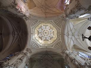 Vierungsturm der Kathedrale von Burgos
