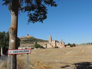 Ortseingang von Castrojeriz