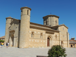 Kirche San Martin in Frómista