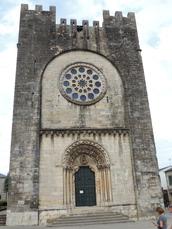 Kirche von Portomarin
