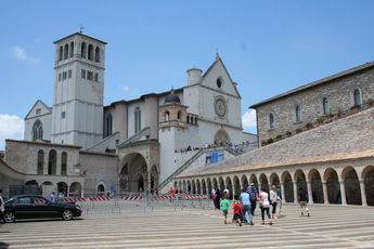 Basilika (inferiore) San Francesco in Assisi