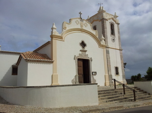 Kirche in Vila Do Biispo