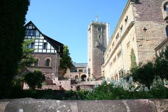 Die legendäre Wartburg von Innen: Hier wurde deutsche Geschichte geschrieben