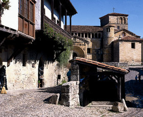 Block 3: Santillana del Mar