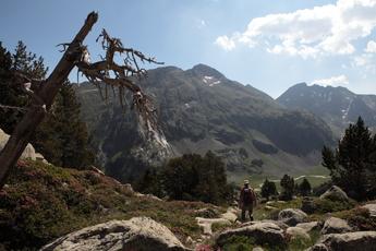 Wanderung im Naturpark Postes-Maladeta