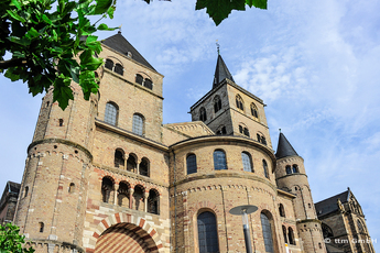Der Liebfrauen-Dom in Trier