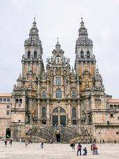 Jakobus-Kathedrale in Santiago: Über 1.000 Jahre Geschichte